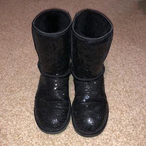 UGG - sparkly boots
